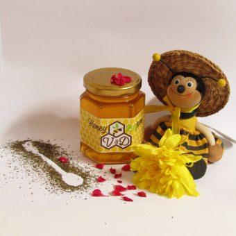 Пчелен мед - букет